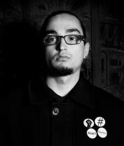 Васил Димитров - автор в опозиционния вестник Протест