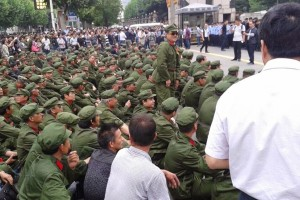 Протести на Тиенанмън - септември 2015